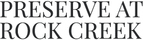 Preserve at Rock Creek Logo